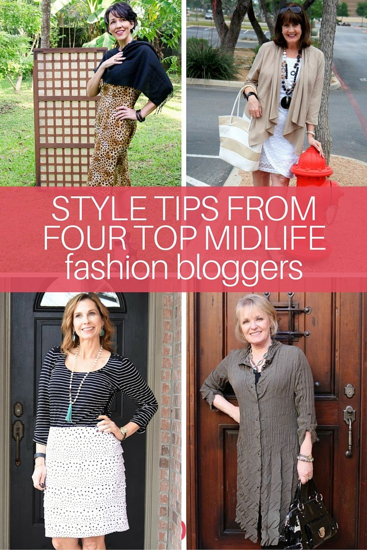 64ffd3af39 Style Tips From 4 Top Midlife Fashion Bloggers