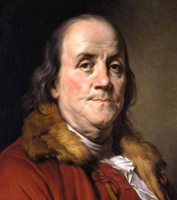 Benjamin Franklin - founder of the Pennsylvania National Guard. Formed the Associators, a group of citizen-soldiers and predecessor to the modern Pennsylvania National Guard, established the first Pennsylvania military installation to defend the colony and the port of Philadelphia.