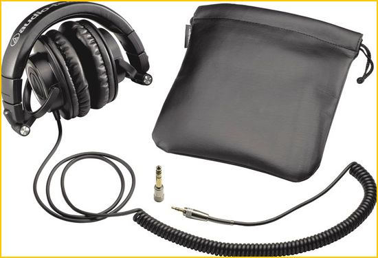 Casque Audio Technica #audio-technica #ATH-M50 #casque