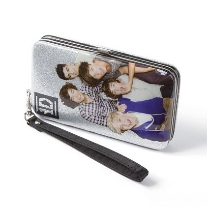 Calling all Directioners: One Direction Smartphone Wristlet