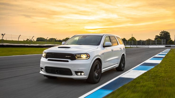 2018 Dodge Durango SRT first drive: When the tow vehicle IS the track car - https://www.musclecarfan.com/2018-dodge-durango-srt-first-drive-tow-vehicle-track-car/