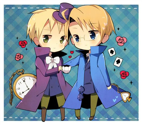 Crossovers King And Queen: 117 Best Images About Hetalia Cardverse On Pinterest