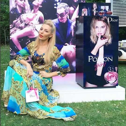 Anna Rachele Maxi Dress When bloggers choose perfect printed dresses