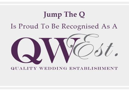 Jump The Q Qwest membership certificate.