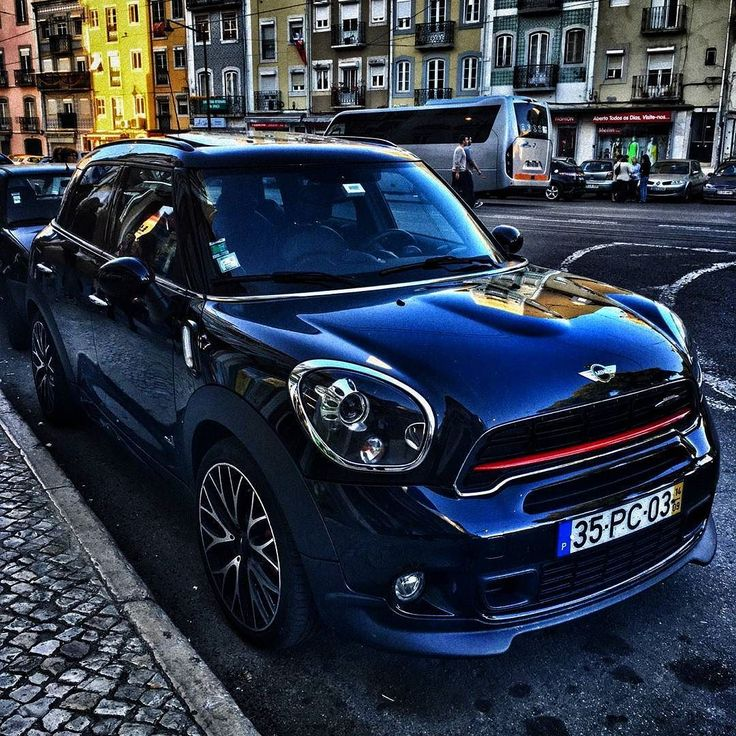 Mini CountryMan All 4 JCW