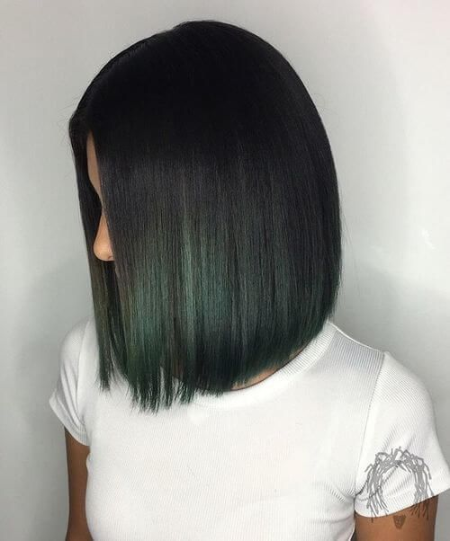 go gorgeous green hair shines of green hair color