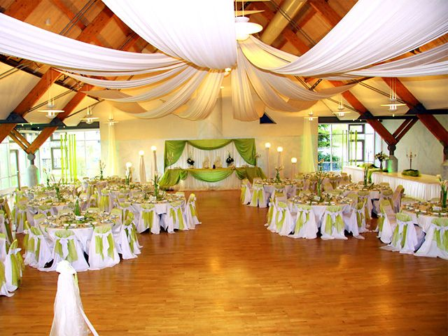 Image detail for wedding reception decorations wedding for Hall decoration images