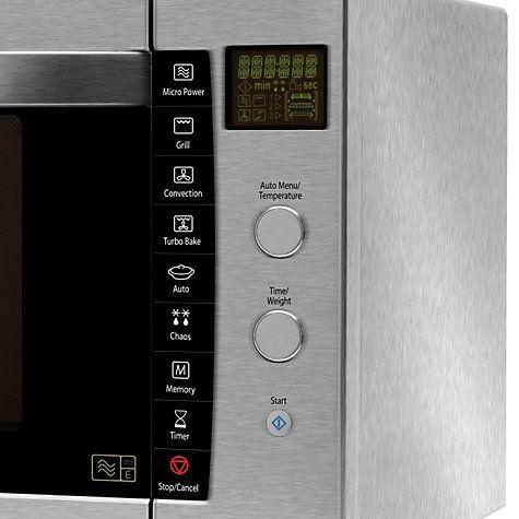 Buy Panasonic NN-CF778SBPQ Combination Microwave, Stainless Steel Online at johnlewis.com