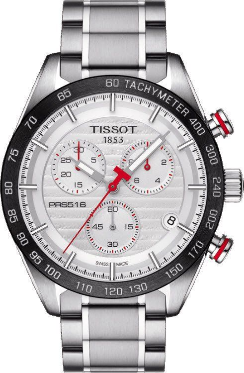 @tissot Watch PRS516 #add-content #basel-16 #bezel-fixed #bracelet-strap-steel #brand-tissot #case-depth-12-12mm #case-material-steel #case-width-42mm #chronograph-yes #date-yes #delivery-timescale-1-2-weeks #dial-colour-silver #gender-mens #luxury #movement-quartz-battery #new-product-yes #official-stockist-for-tissot-watches #packaging-tissot-watch-packaging #style-dress #subcat-prs200-prs330-prs516 #supplier-model-no-t1004171103100 #warranty-tissot-official-2-year-guarantee…