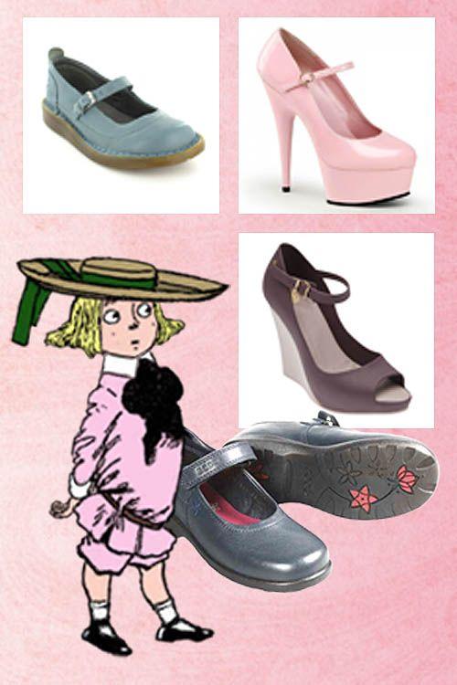 Mary Jane, model yang mampu mengklaim semua jenis sepatu