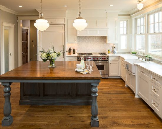 awesome traditional kitchen interior design | 1000+ images about Greek revival homes on Pinterest ...