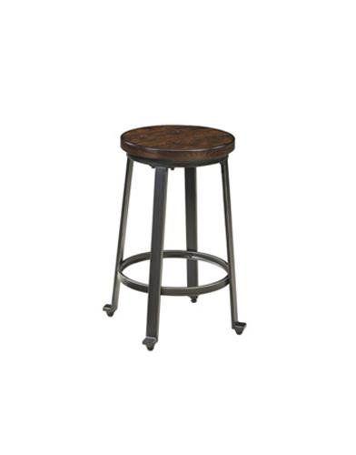 Ashley Furniture Signature Design Challiman Stool, Rustic Brown, Set of 2 Ashley http://www.amazon.com/dp/B00LNMYT6U/ref=cm_sw_r_pi_dp_D81bvb1PDQR63