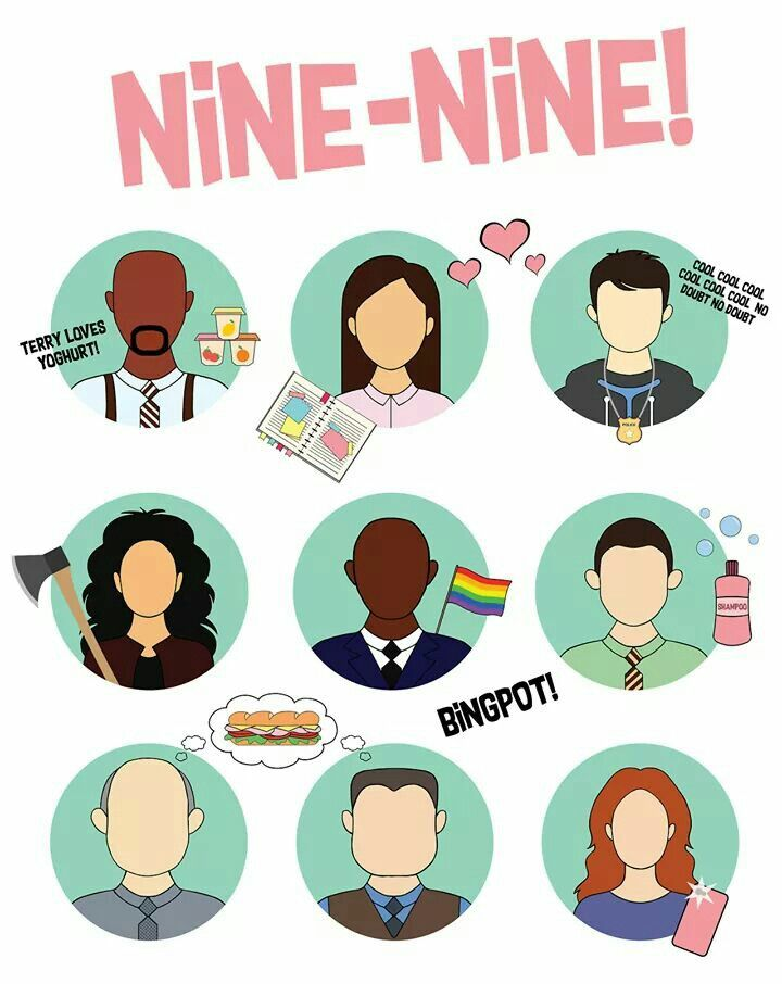 Finally finished catching up on Brooklyn nine nine !! And it was soooo good !! And I can't wait for the next ones !! Maybe I'll actually get my work + revision done for once ?!