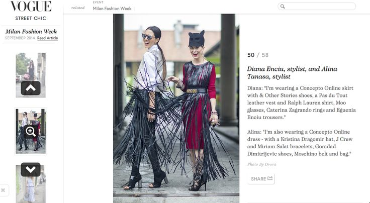 Fringes from New York to Milan | Fabulous Muses