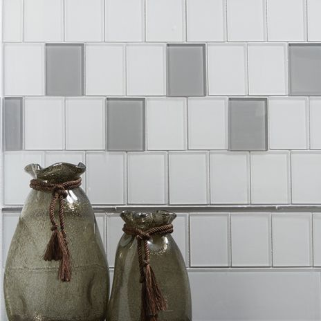 We Are Big Fans Of Our Glass Tiles Including Our New