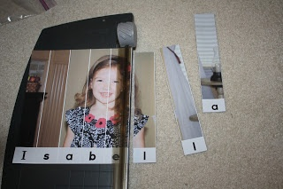 TOADally Tots: DIY Name Recognition Puzzle