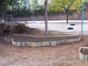 jardins escolar