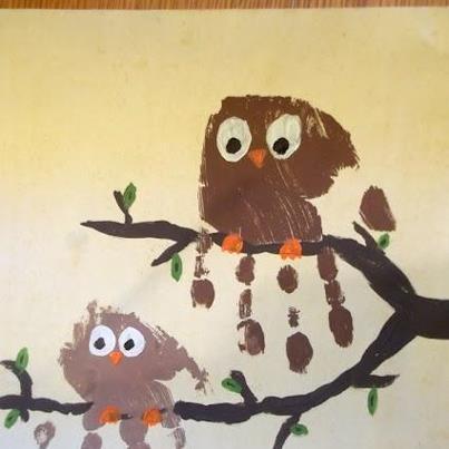 fall preschool art projects - Google Search