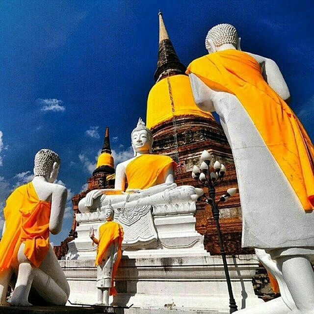 Ayutthaya  #thailand #Asia #Temple #spirituality #india #Bihar #bodhgaya #bodhi #NorthIndia #northeastern #meghalaya #Mizoram #Sikkim #arunachalpradesh #gangtok #delhi #himachal #Ladakh #leh #Travelgram #Destination #sundaymorning via @aboutthailand