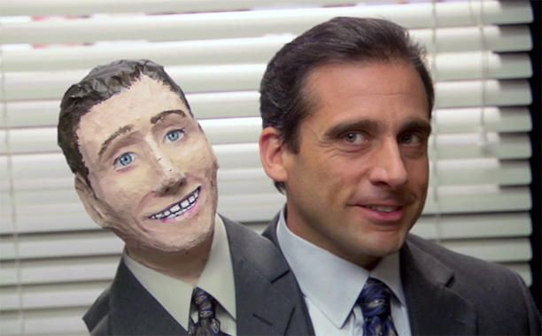 "The Office, ""Halloween"" - 15 of TV's Best Halloween Episodes - EW.com"