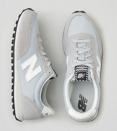 Grey New Balance 410 Sneaker