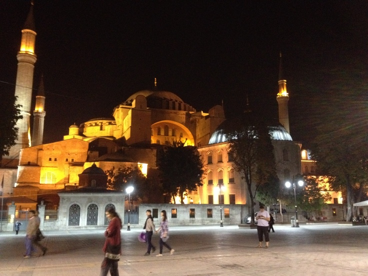 Aja Sofia- Istanbul