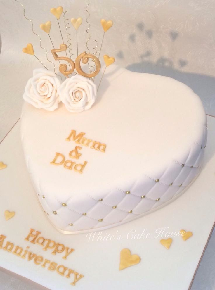 29 Elegant 60th Wedding Anniversary Cake Ideas With Images
