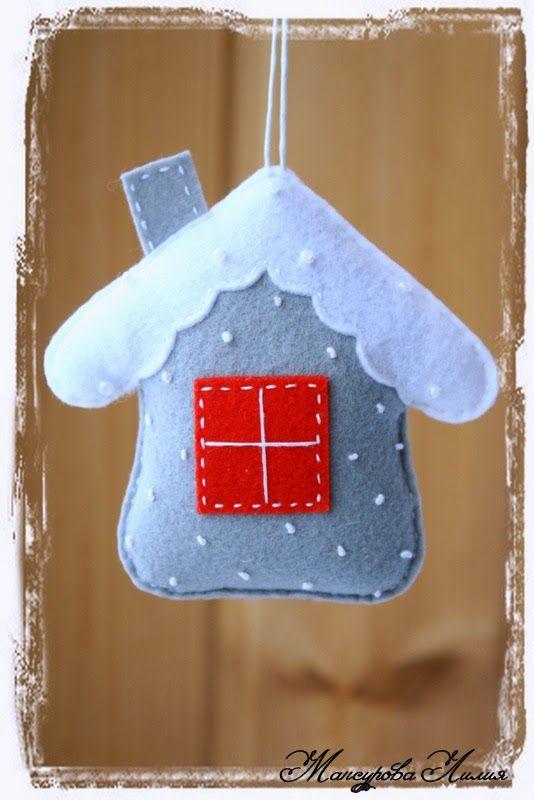 Домик уюта: Игрушки на елку
