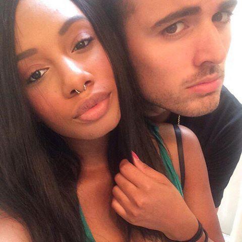 Saras black women interracial romance — photo 15