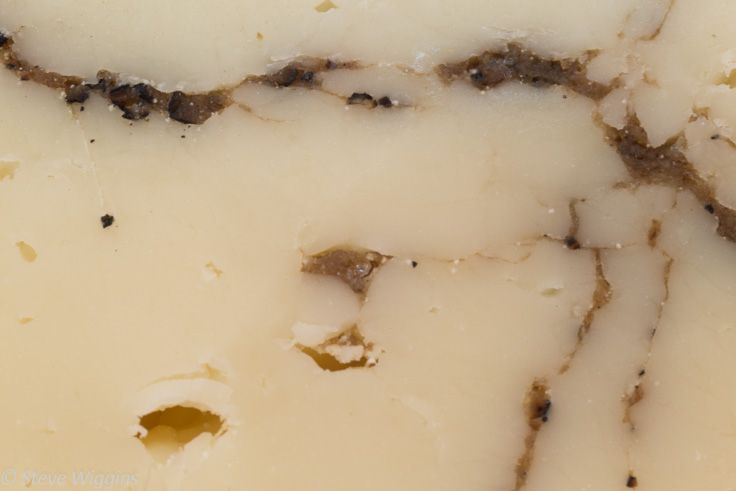 L4M1AS3 - Part D - Texture - Pecorino Cheese infused with truffle . ISO 100, 30 Secs, f/16. M Mode, Tripod, tethered to Mac.
