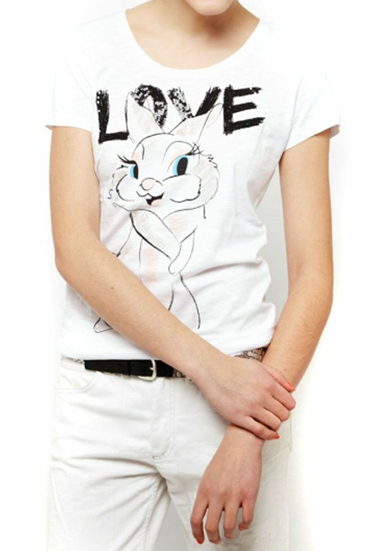 Ladies T-Shirt - White II | Brandsfever