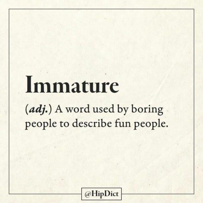 Hilarious Honest Dictionary