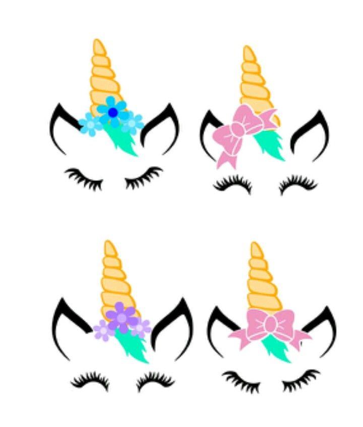Unicorn Print Out Licorne Artisanat Licorne Images Licorne