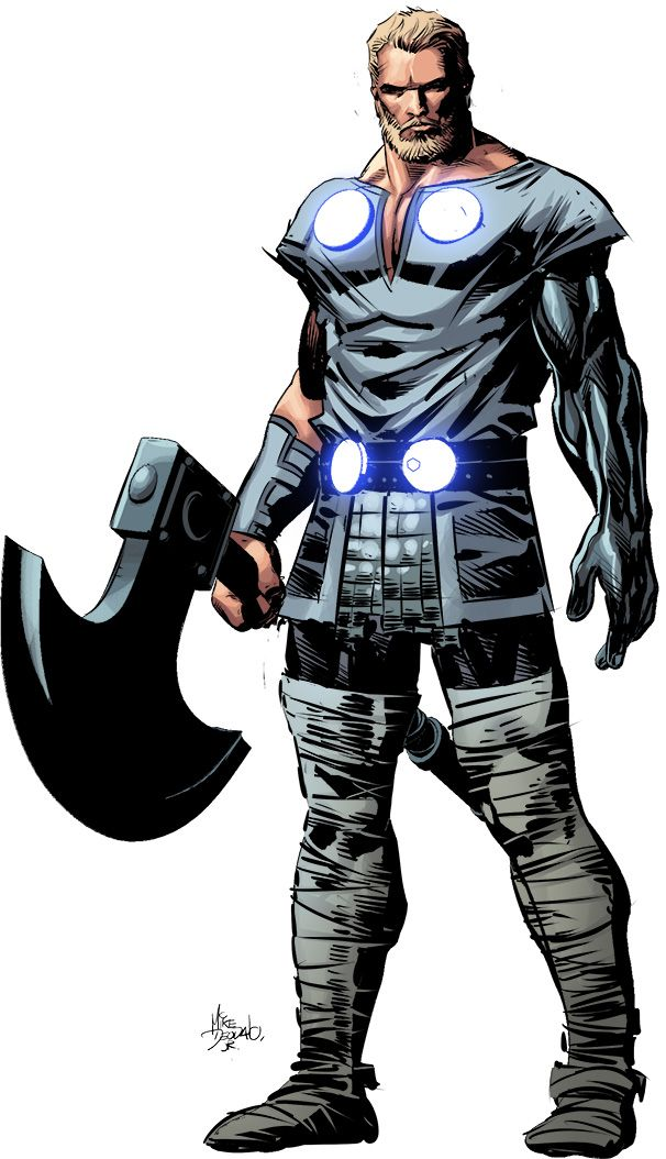 Odinson #MarvelNow #DividedWeStand