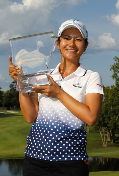 Ai Miyazato Photo - Walmart NW Arkansas Championship Presented by P - Final Round