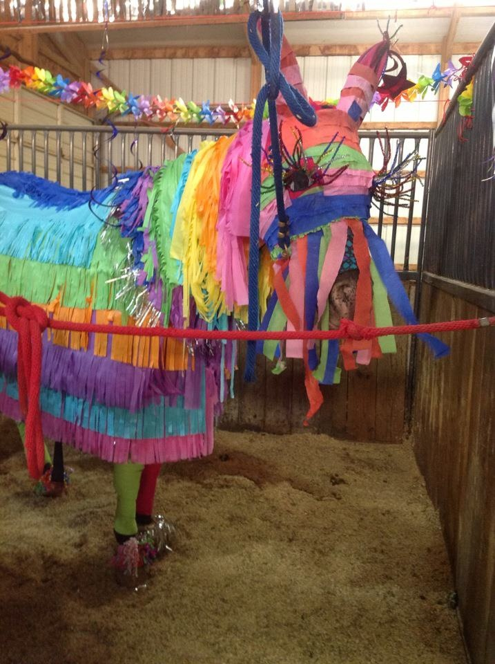 Best costume (for a horse) ~ ever