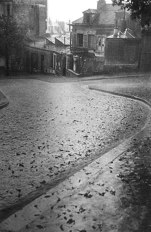 René JACQUES :: Le Bateau-Lavoir, Paris, 1935