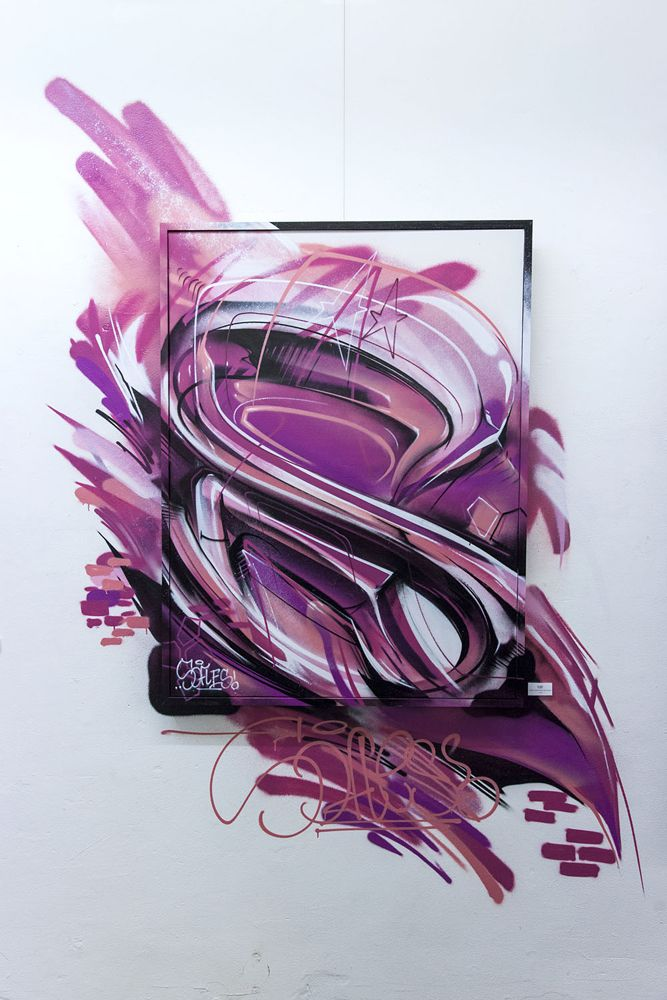SOFLES |'LIMITLESS' (Exhibition recap). | Ironlak