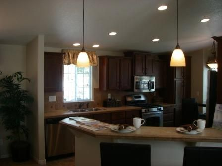 Mobile Home Interiors | New Mobile Home Interior   What Are They Really  Like On The