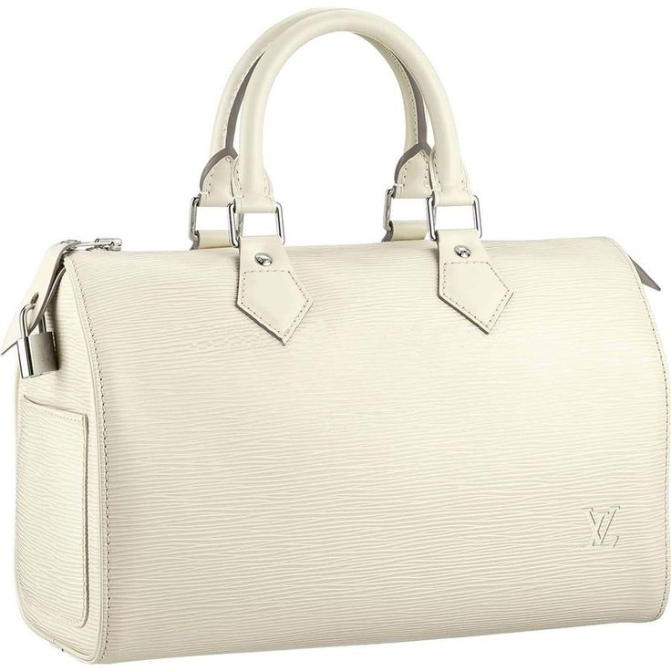 Louis Vuitton Speedy in Epi leather