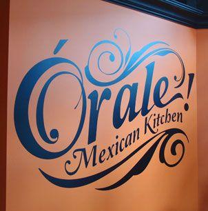 Órale Mexican Restaurant logo