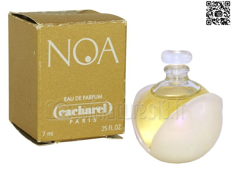 Miniature Noa (Eau de parfum 7ml), Cacharel - © www.miniatures13.fr