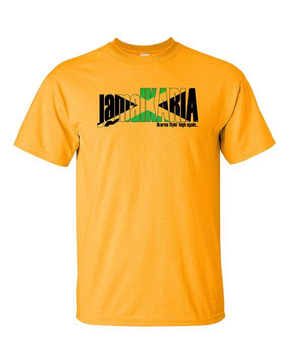 Ikaria T-Shirt Ikaros Jamaica Reggae Icarus Evdilos by 969Tshirts