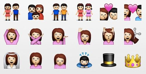 Gay Apple Emojis Investigated In Russia: 125 Best EVER TECH /// GEEKISM Images On Pinterest