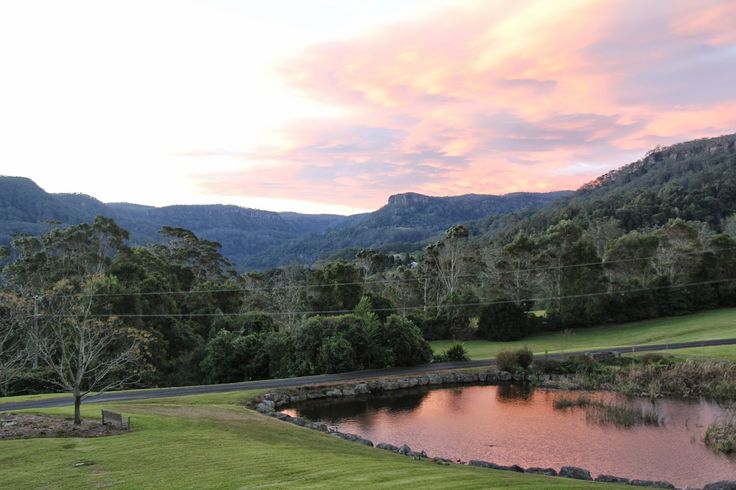 Things that start with B. Bowral, Berrima, Berry and ...