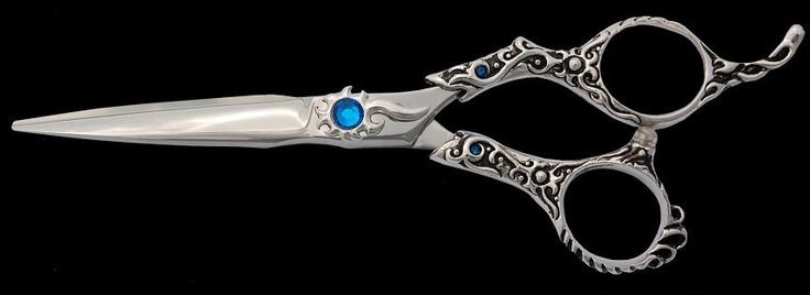 Hair Stylist Scissors Tattoo | ... the Newest Kenchii Innovation in Shears, the Kenchii Evolution Shear