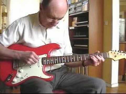 The Shadows - Theme For Young Lovers guitar cover