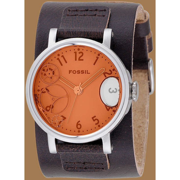 WANT! Reminds me of my old Fossil water watch from the '80's