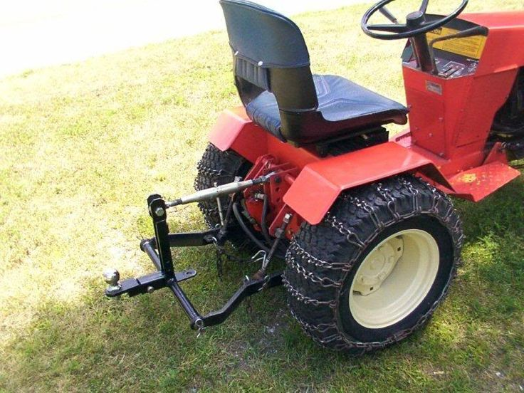 The difference between a sleeve hitch and a 3 point hitch? - MyTractorForum.com - The Friendliest Tractor Forum and Best Place for Tractor Information