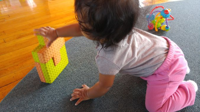 The Ontario Early Years Centre: Our home away from home - play, unpenned